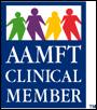 AAMFT Clinical Member logo